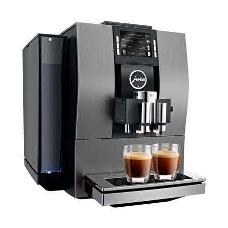 Jura Z6 Dark Inox Espressomachine