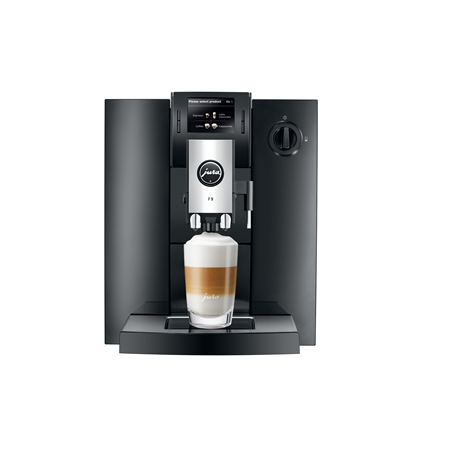 Jura F9 Piano Black Espressomachine