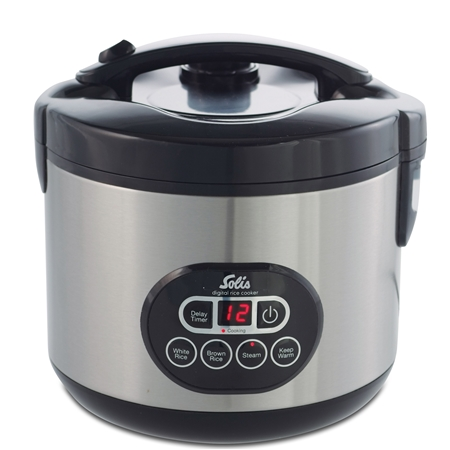 Solis Rice Cooker Duo Program (Type 817)