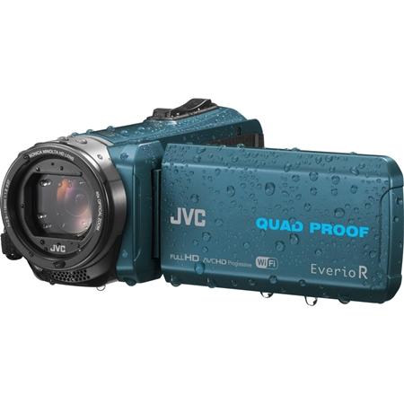 JVC GZ-RX645AEU Blauw