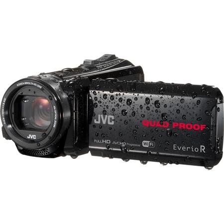 JVC GZ-RX645BEU Zwart