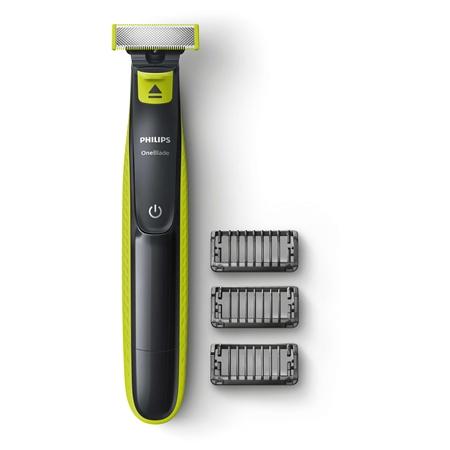 Philips QP2520/20 zwart-groen