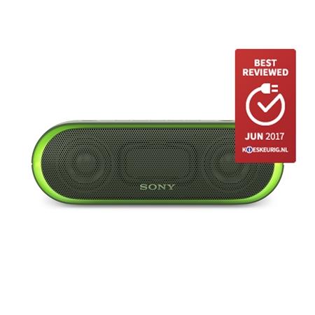 Sony SRS-XB20 groen