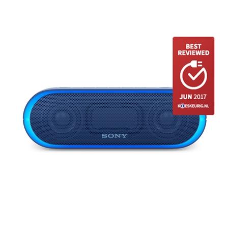 Sony SRS-XB20 blauw