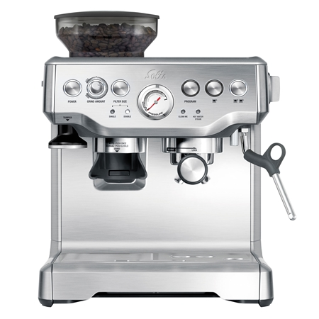 Solis Grind & Infuse Pro (Type 115) RVS