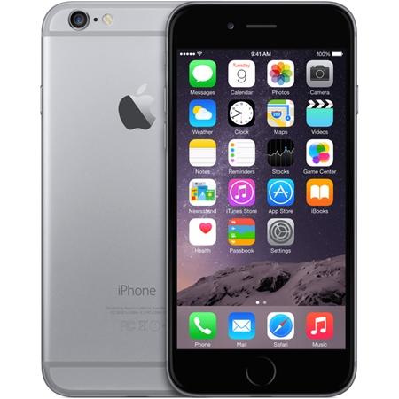 Apple iPhone 6 16GB zwart Refurbished A