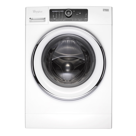 Whirlpool FSCR 80621 wit Wasmachine