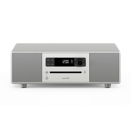 Sonoro Stereo 2 zilver