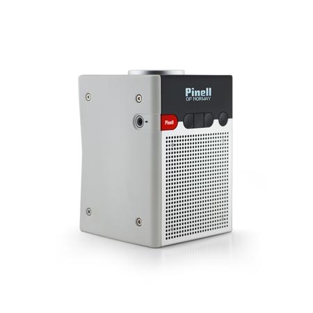 Pinell Go DAB+ radio wit