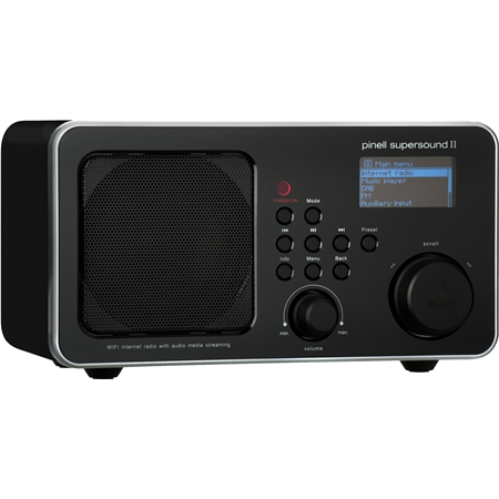 Pinell Supersound II+ DAB+ Radio