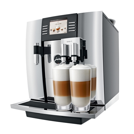 Jura GIGA 5 Chrome Espressomachine