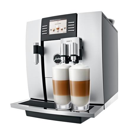 Jura GIGA 5 Aluminium Espressomachine