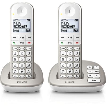 Philips XL4952S/22 Zilver-wit