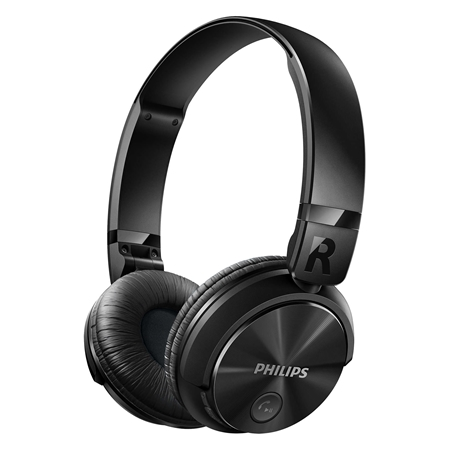 Philips SHB3060BK/00 zwart Hoofdtelefoon