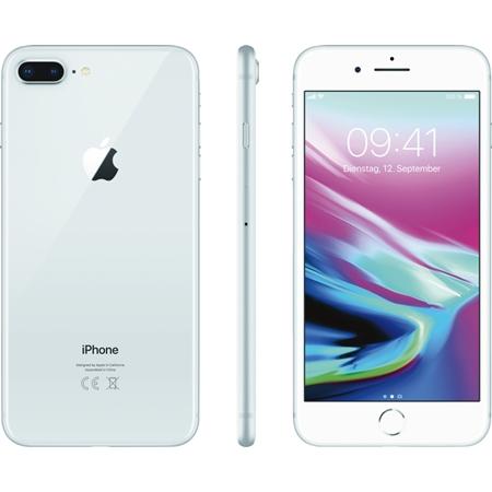 Apple iPhone 8 Plus 64 GB zilver