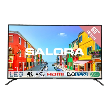Salora 65UHL2500 4K LED TV