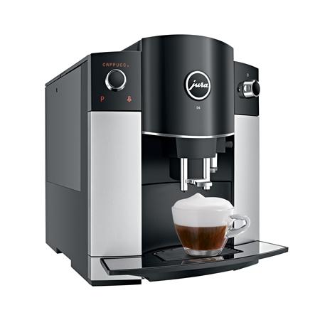 Jura D6 Platina Espressomachine