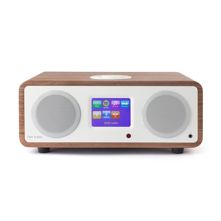 Tiny Audio Stereo DAB+ radio