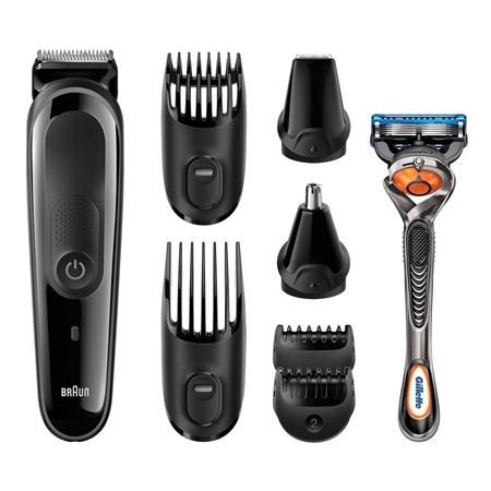 Braun Personal Care MGK 3060 MultiGroomingKit zwart