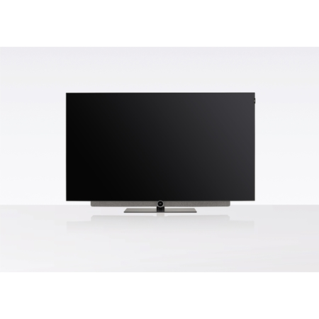 Loewe bild 3.55 4K OLED TV lichtgrijs