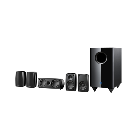 Onkyo SKS-HT648 zwart Speaker
