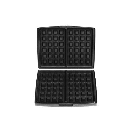 Fritel Set bakplaten Brusselse/Luikse wafels 4 x 6 voor C 142361 online kopen