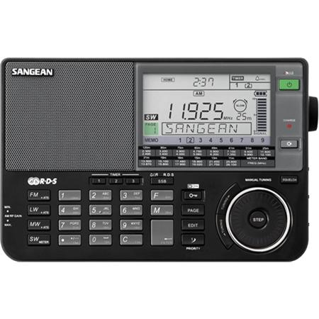 Sangean ATS-909 X zwart