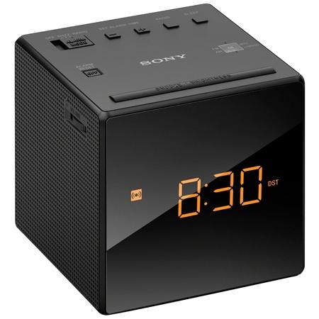 Sony ICF-C 1 B zwart Wekkerradio