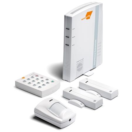 WoonVeilig Smarthome Alarmsysteem Startpakket