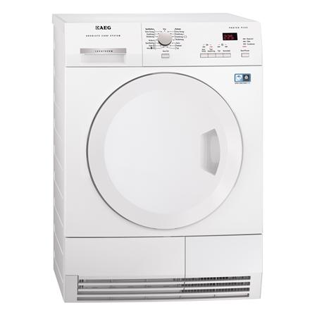 AEG T67682NIH wit Warmtepompdroger