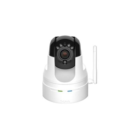 D-Link DCS-5222L/E Wireless wit-zwart Beveiligingscamera