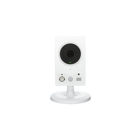 D-Link DCS-2132L/E  HD Day/Night Indoor Cloud Camera wit-zwart Beveiligingscamera