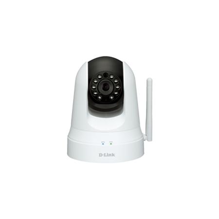 D-Link DCS-5020L/E  wit-zwart Beveiligingscamera