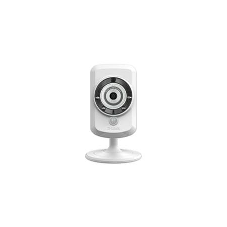 D-Link DCS-942L/E  Enhanced Day/Night Cloud Camera wit Beveiligingscamera