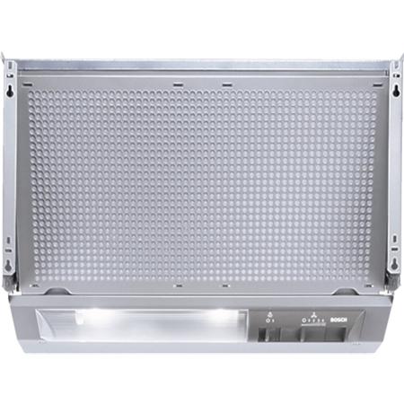 Bosch DHE655M zilver metallic Geïntegreerde Afzuigkap