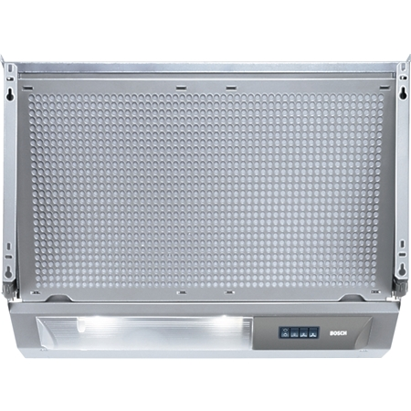 Bosch DHE645M zilver Geïntegreerde Afzuigkap