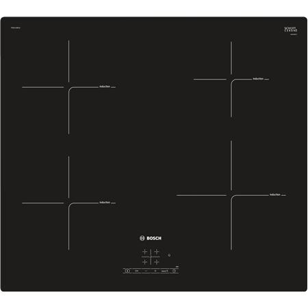 Bosch PIE611BB1E zwart Inductie Kookplaat