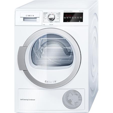 Bosch WTW85490NL wit Warmtepompdroger