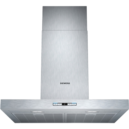 Siemens LC68BF542 RVS Schouwkap