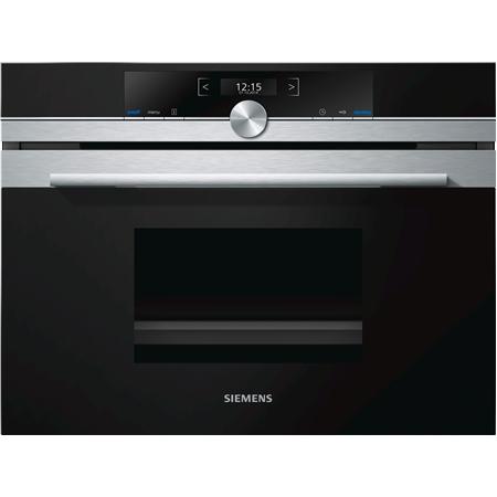 Siemens CD634GBS1 RVS Inbouw Oven