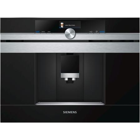 Siemens CT636LES1 zwart Inbouw Koffiemachine