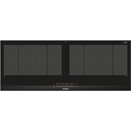 Siemens EX275FXB1E RVS-zwart Keramische Kookplaat