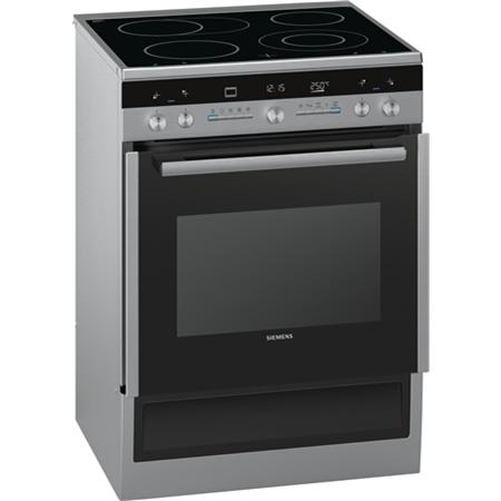 Siemens HA854580 inox Elektrisch Fornuis
