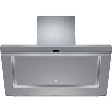 Siemens LC91KB572 zilver Schouwkap