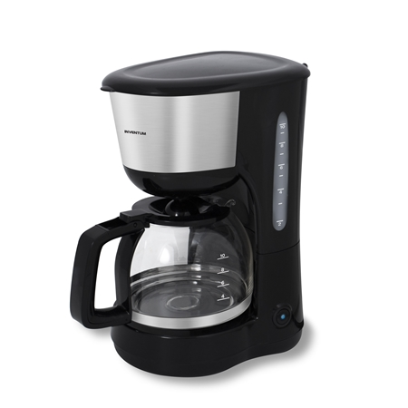 Inventum KZ612 zwart-RVS Koffiezetapparaat