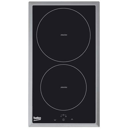Beko  HDMC 32400 TX zwart Keramische Kookplaat