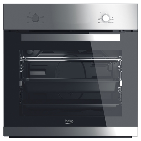 Beko  BIC 22000 X zwart-inox Inbouw Oven