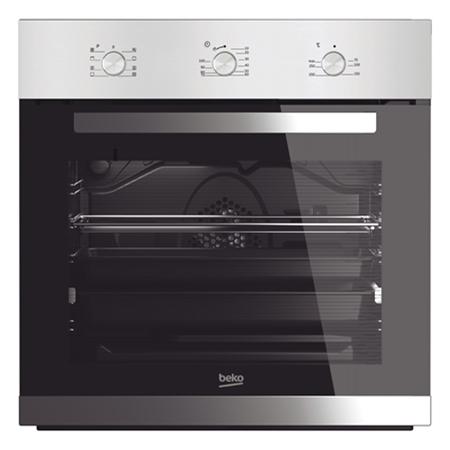 Beko  BIM 22100 X zwart-inox Inbouw Oven