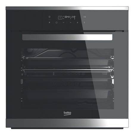 Beko  BIMM 25400 XMS zwart Inbouw Oven