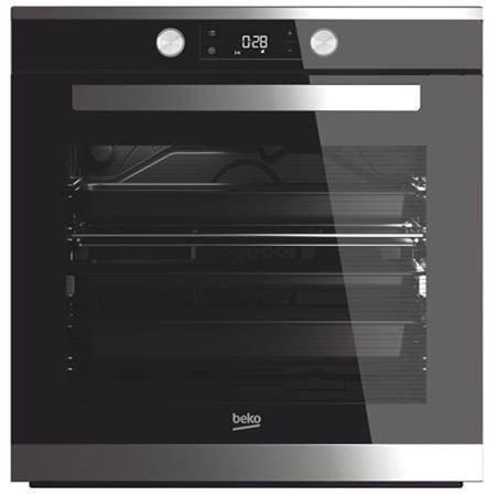 Beko  BIM 35300 XMS zwart Inbouw Oven